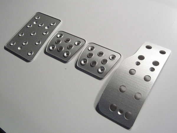 Nissan 240Z Car billet Pedals - Pedal Covers