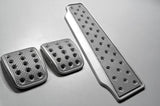 Porsche 987c Cayman Billet Racing Pedal Set - Pedal Covers