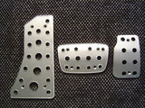 Toyota Matrix billet pedals - pedal covers