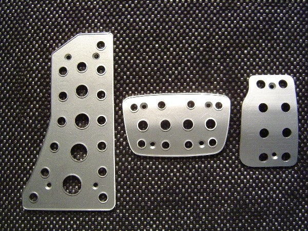 Toyota Prius billet pedals - pedal covers