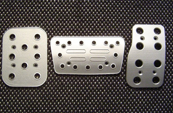 Toyota T100 billet pedals - pedal covers