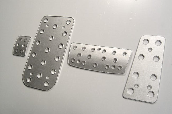 chevy impala billet pedals - pedal covers