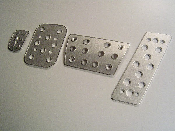 chrysler PT Cruiser billet pedals - pedal covers