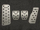 dodge srt-4 billet pedals - pedal covers
