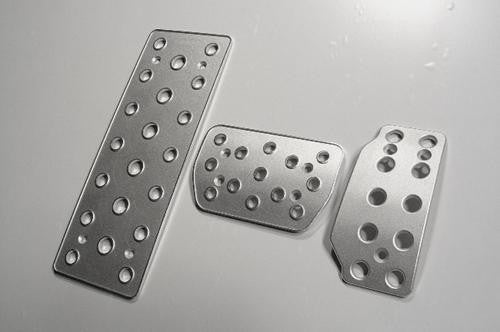 jeep compass billet pedals - pedal covers
