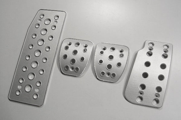 scion GT billet pedals - pedal covers