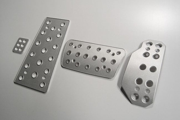 toyota camry billet pedals - pedal covers