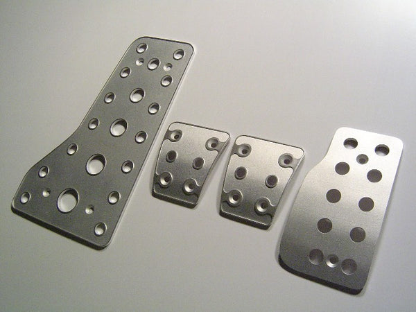 toyota celica billet pedals - pedal covers