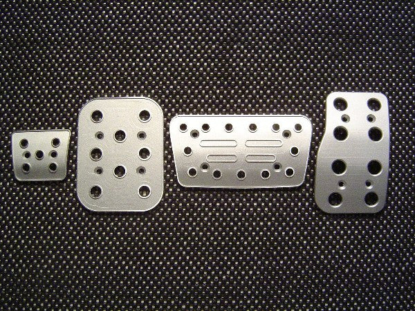 toyota tundra billet pedals - pedal covers