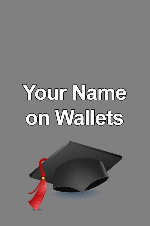 Add Your Name on Wallets