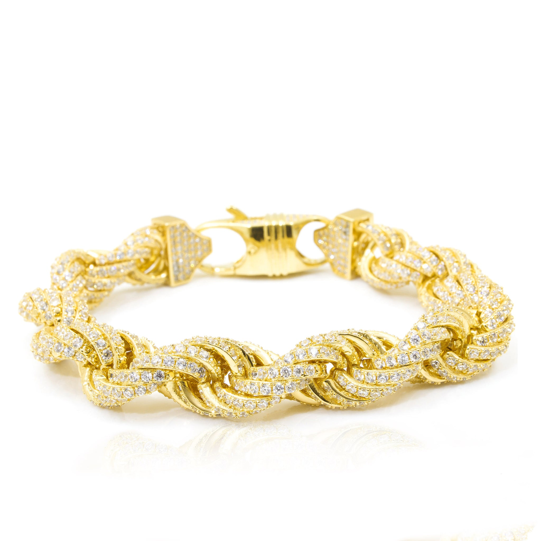 bracelet silky flexible super bangle bangles herringbone inch pin chain gold yellow