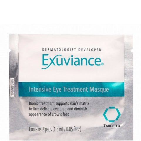 exuviance eye treatment pads