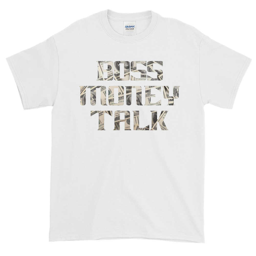 Official Boss Money Talk T-Shirt