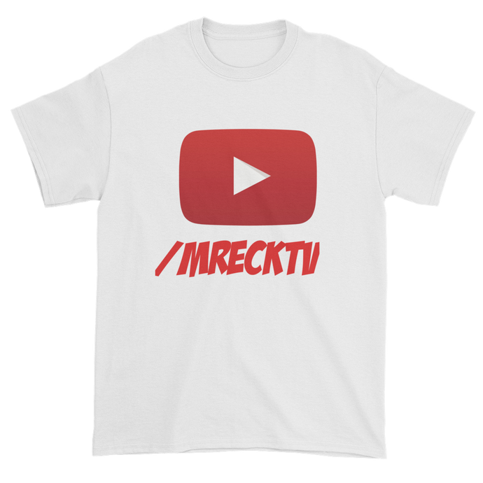 MreckTV Play Button T-Shirt