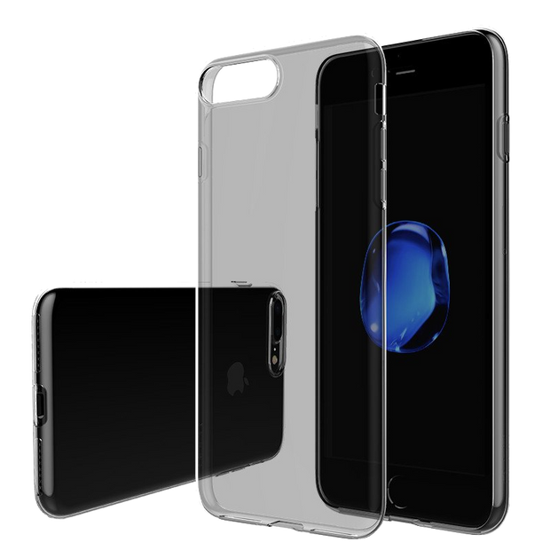 Transparent Cases For iPhone 7 & 7 Plus (Limited Promotion)