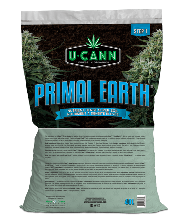 Primal Earth Super Soil .2-.4-.2 40L