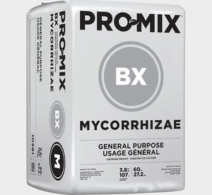 PRO-MIX BX WITH MYCORRHIZAE 3.8 CU FT