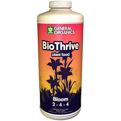 General Organics BioThrive Bloom 1 Quart