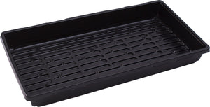 "SunBlaster Quad Thick Tray 10""x20"" no holes"