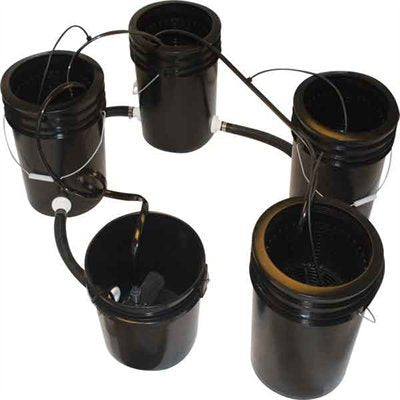 Deep Water Culture 4 Bucket Kit