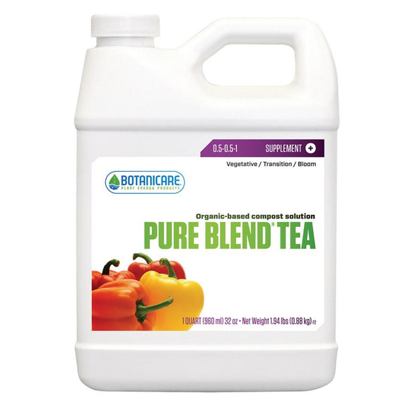 Botanicare Pure Blend Tea 1 Quart