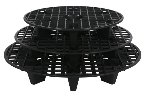 Gro Pro NX Level Pot Elevator - 18.5 in
