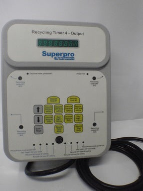Superpro 4 Outlet Environmental Controls