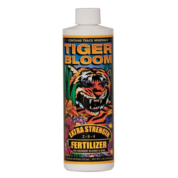 Fox FarmTiger Bloom Liquid Conc 1 Pint/500ml