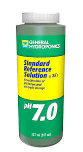 General Hydroponics pH Reference Solution 7.0 1 Pint