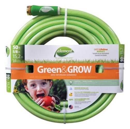 Element Green and Grow Garden Hose
