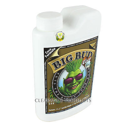Advanced Nutrients Big Bud Coco Safe 1L