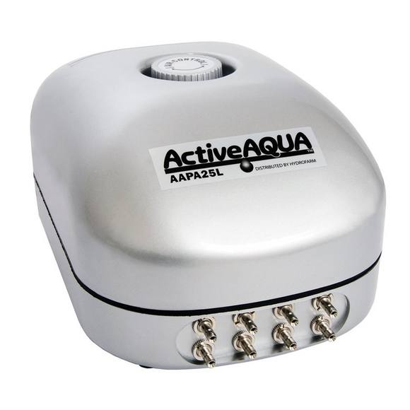 ActiveAqua Air Pump 8 Outlet