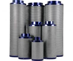 "Active air carbon filter 6""x16"""