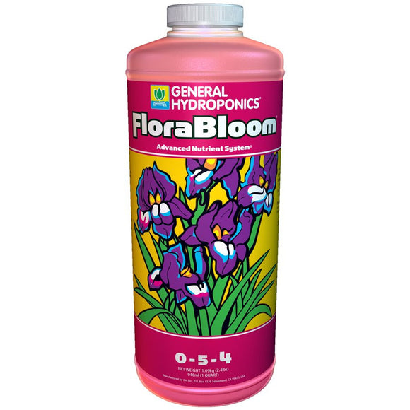 General Hydroponics FloraBloom 1 Quart