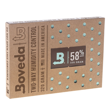 Boveda Humidity Pack 320g 58%