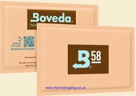 Boveda Humidity Pack 58% 1 Gram