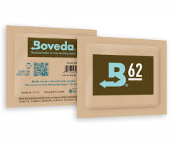 Boveda Humidity Pack 1g 62%
