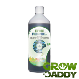 Biobizz Fish-Mix Grow Fertilizer Bottle 1L