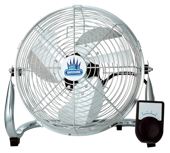 "Wind King 18"" Industrial Floor Fan"