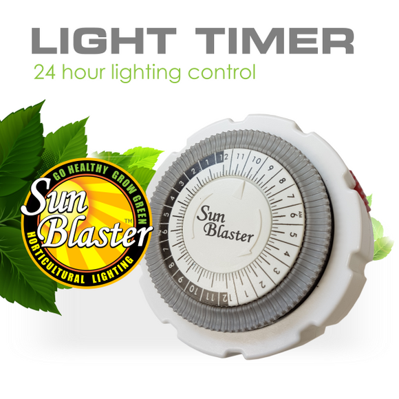 Sunblaster Light Timer