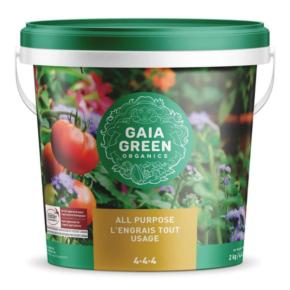 Gaia Green All Purpose Fertilizer 2kg