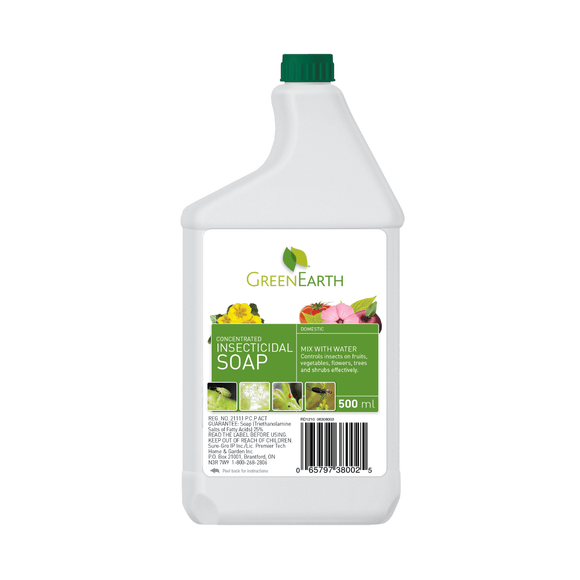 Green Earth Insecticidal Soap 1L