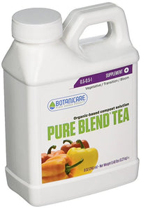 Botanicare Pure Blend Tea 8oz