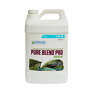 Botanicare Pure Blend Pro Grow 1 Gallon