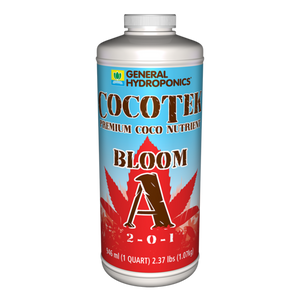General Hydroponics CocoTek Bloom Part A 1 Quart