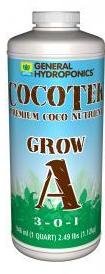 General Hydroponics CocoTek Grow Part A 1 Quart