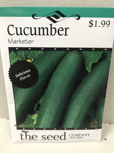CUCUMBER MARKETER