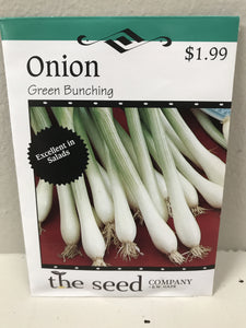 ONION GREEN BUNCHING SEEDS