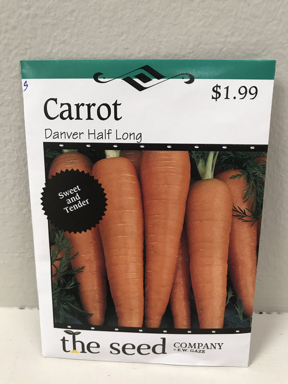 CARROT DENVER HALF LONG