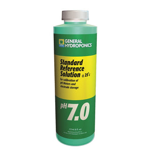 General Hydroponics 7.0 pH Calibration Solution 8oz